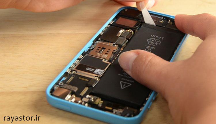خرید باتری آیفون iPhone 5C