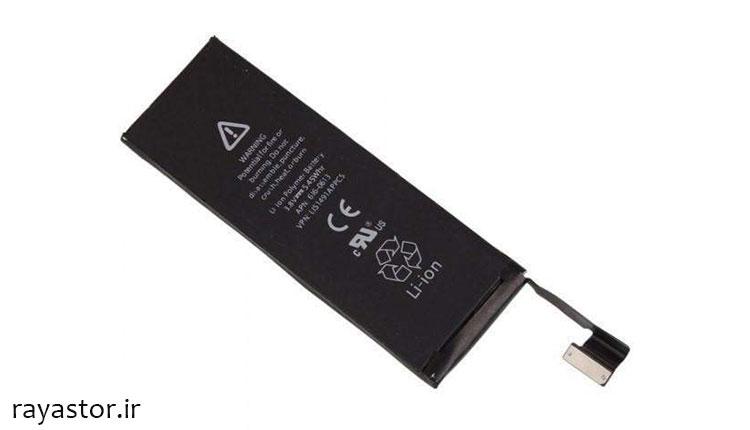 تعویض باتری آیفون 5S