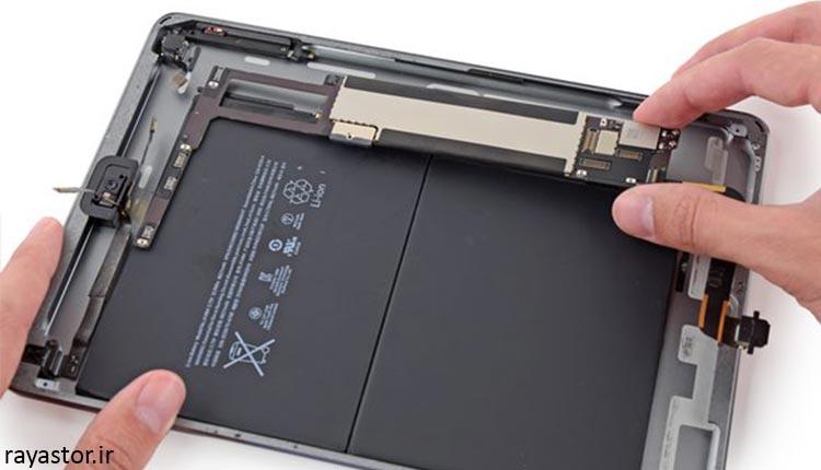 کیفیت و کارایی باتری ipad pro 9.7