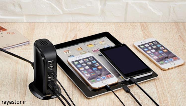باتری شارژکن موبایل