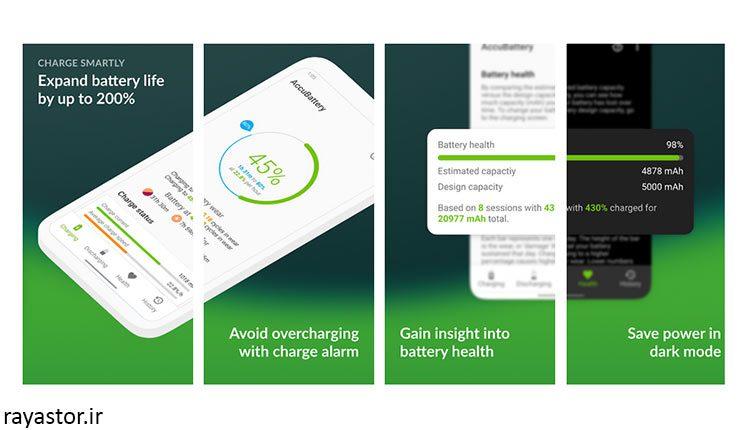 AccuBattery – Battery Health Pro