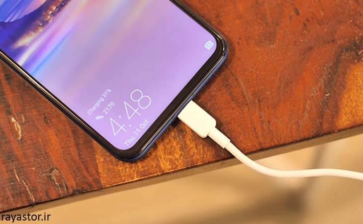 بهترین روش شارژ باتری گوشی