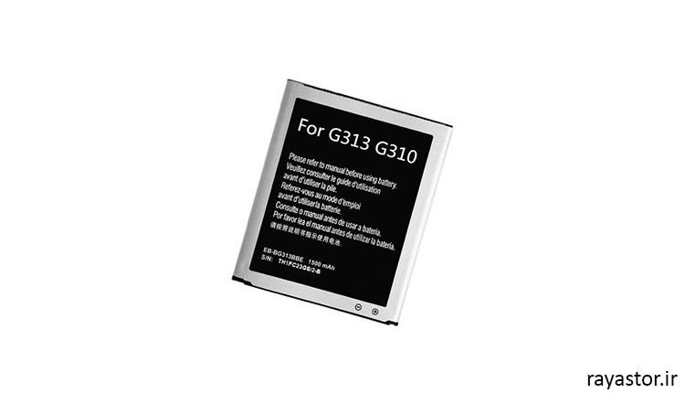 کیفیت باتری گوشی سامسونگ Galaxy Ace 4 G313