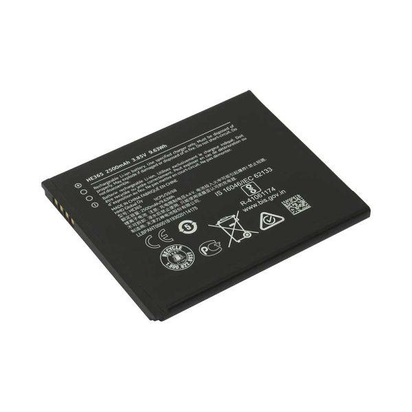 قیمت | خرید باتری ( باطری ) اصلی گوشی نوکیا 1 پلاس- Nokia 1 Plus مدل HE365
