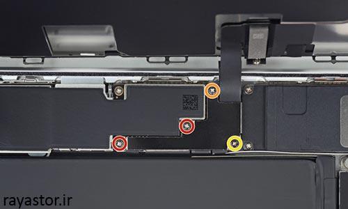 تعویض باتری آیفون 8 پلاس مرحله 5