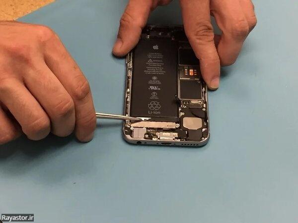 تعویض باتری آیفون 6 اس