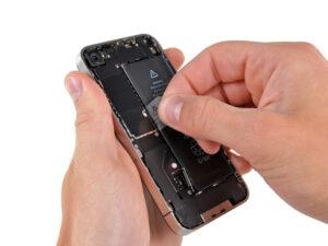 آموزش تعویض موتور ویبره آیفون 4 اپل