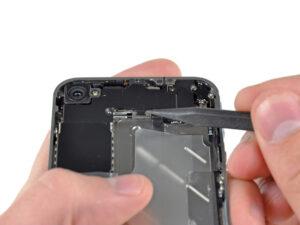 تعویض آنتن وای فای گوشی آیفون 4 اپل - رایااستور