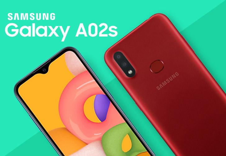 سامسونگ گلکسی A02s : بررسی و مشخصات Samsung Galaxy A02s