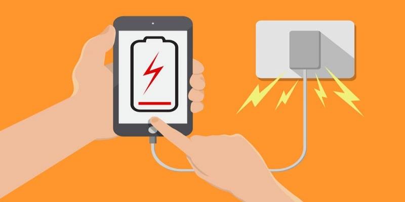 چرا شارژر آیفون گوشی را شارژ نمی کند