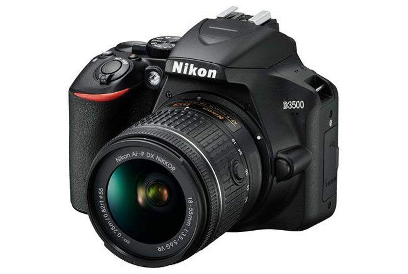 راهنمای خرید دوربین عکاسی نیکون | Nikon D3500