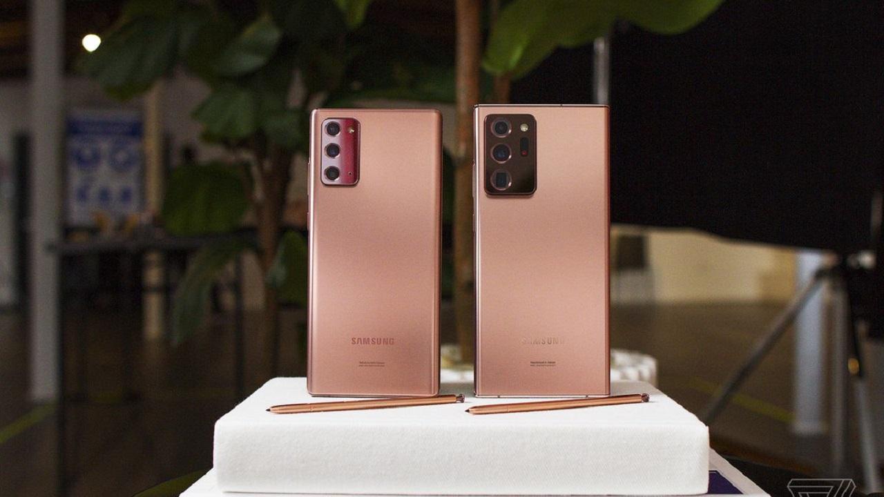 بهترین گوشی های هوشمند 2020 | Note 20 Ultra