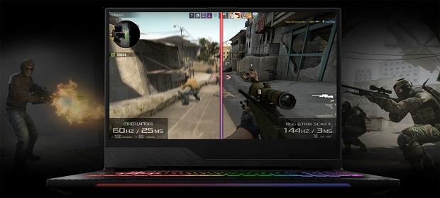 راهنمای خرید بهترین لپ تاپ گیمینگ مخصوص بازی | صفحه نمایش