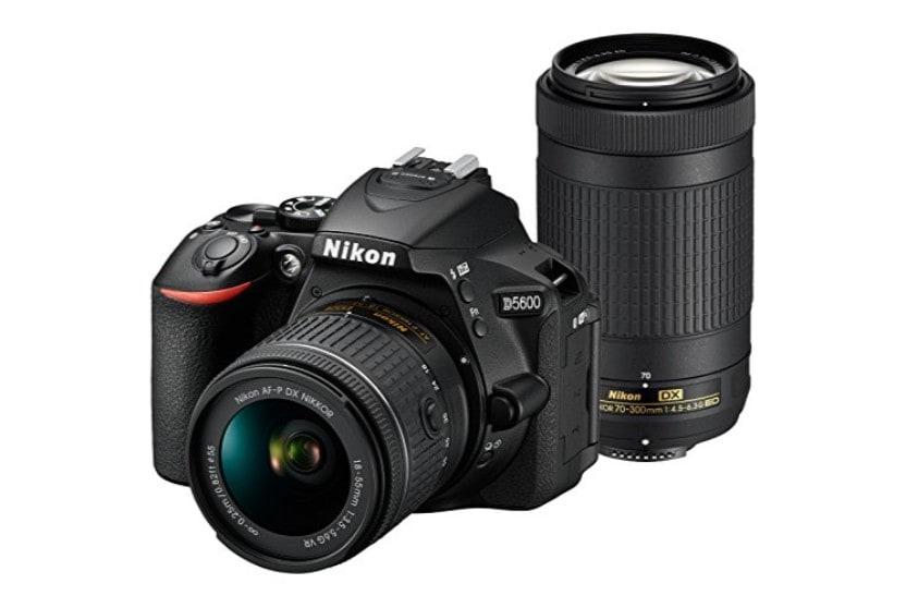 راهنمای خرید دوربین عکاسی نیکون | Nikon D5600