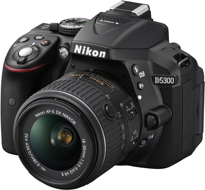 راهنمای خرید دوربین عکاسی نیکون | Nikon D5300