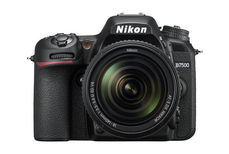 راهنمای خرید دوربین عکاسی نیکون | Nikon D7500