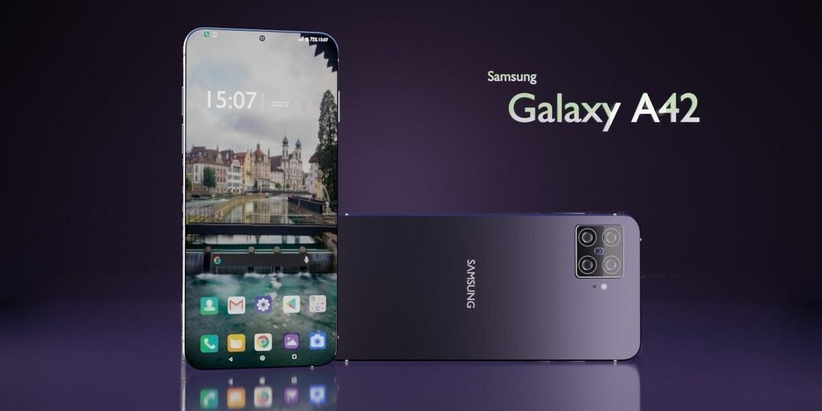بهترین گوشی موبایل سامسونگ از سری A | گلکسی A42 5G