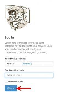 هک تلگرام | غیرفعال کردن اکانت تلگرام