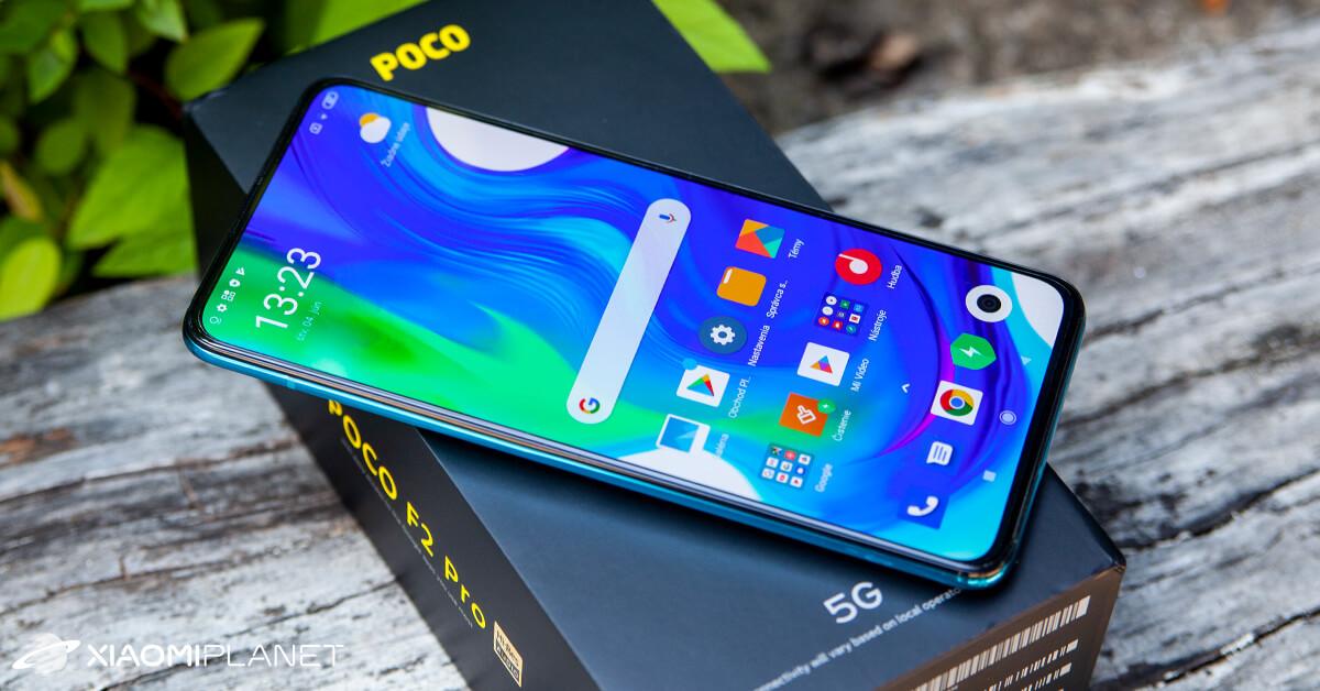 بهترین گوشی های هوشمند 2020 | Xiaomi Poco F2 Pro