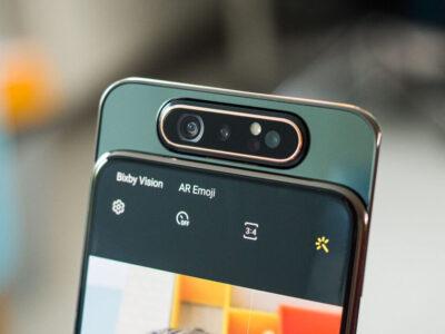 سامسونگ گلکسی A82 5G با اسنپدراگون 855+ اعلام می شود