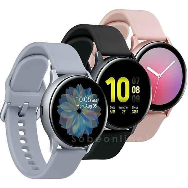 راهنمای خرید ساعت هوشمند سامسونگ مدل Galaxy Watch Active2 44mm
