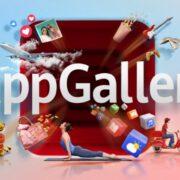 AppGallery هواوی بیش از 530 میلیون کاربر فعال ماهانه دارد