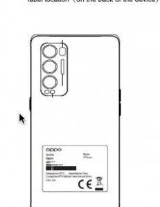 Oppo Reno5 Z با باتری 4300 میلی آمپری ، گواهینامه FCC را دارا میباشد