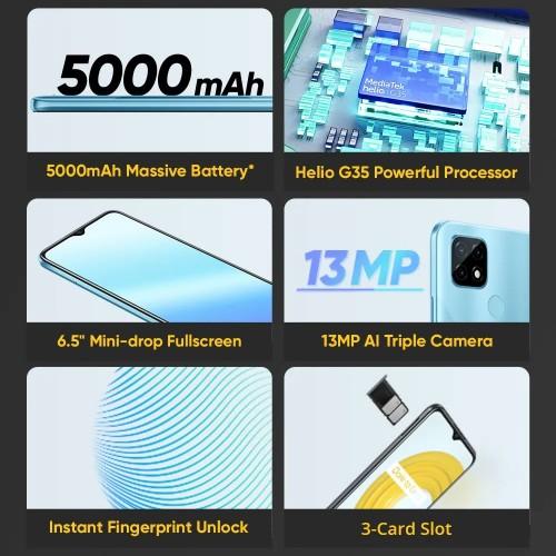 مشخصات Realme C21 قبل از رونمایی توسط خرده فروش فاش شده است