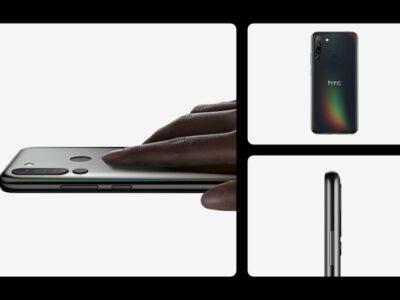 HTC Wildfire E3 با دوربین چهارگانه و باتری 4000 میلی آمپری رسمی شد