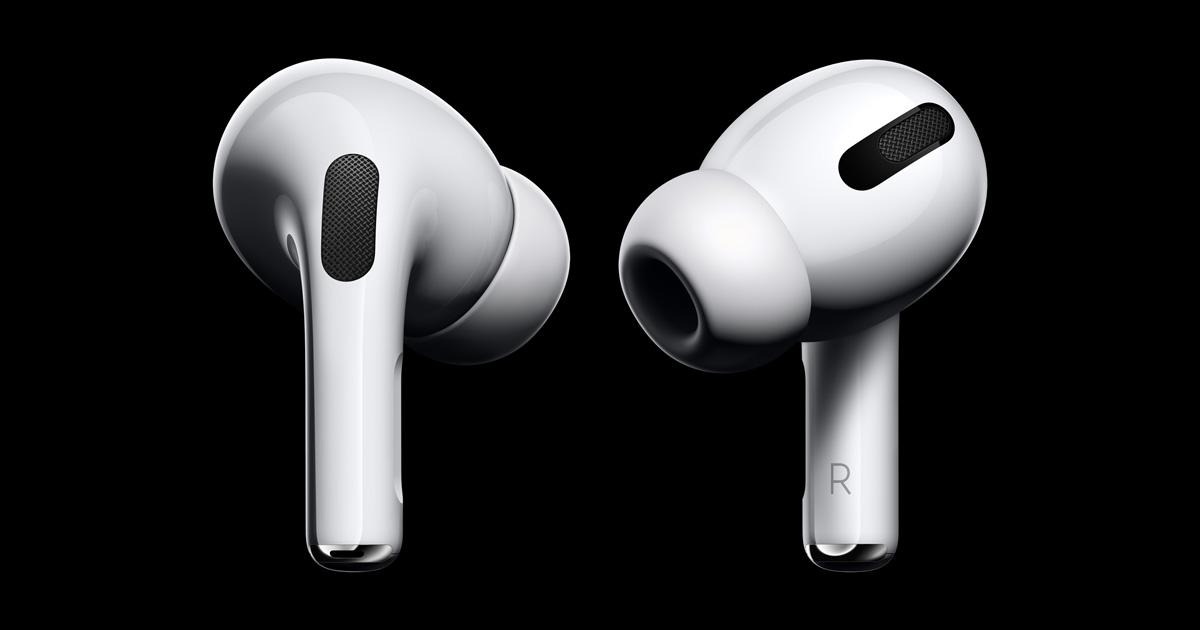 بهترین هندزفری بی سیم : هندزفری بلوتوثی اپل ایرپاد پرو | Apple AirPods Pro