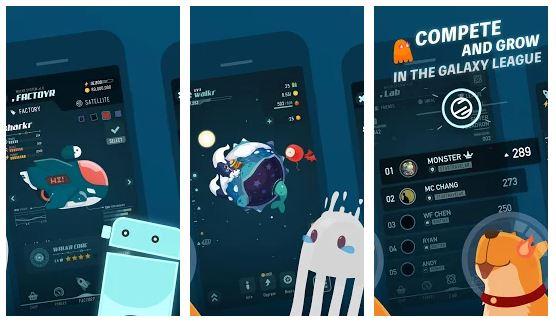 بهترین اپلیکیشن بازی بدنسازی اندروید : Walkr