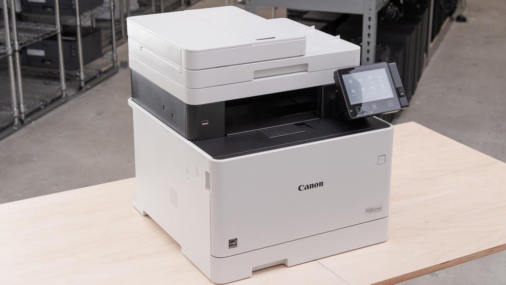 بهترین چاپگر خانگی کانن مدل imageCLASS MF743Cdw