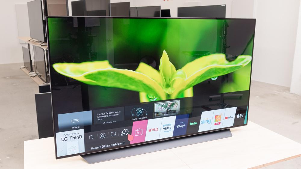 بهترین تلویزیون برای PS5 : ال جی CX OLED