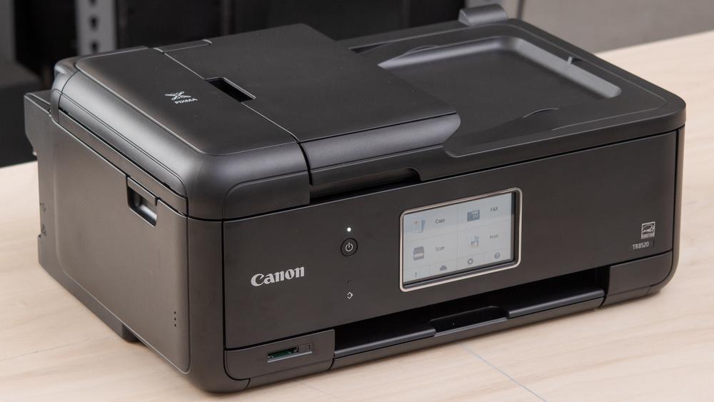بهترین چاپگر خانگی کانن مدل PIXMA TR8520
