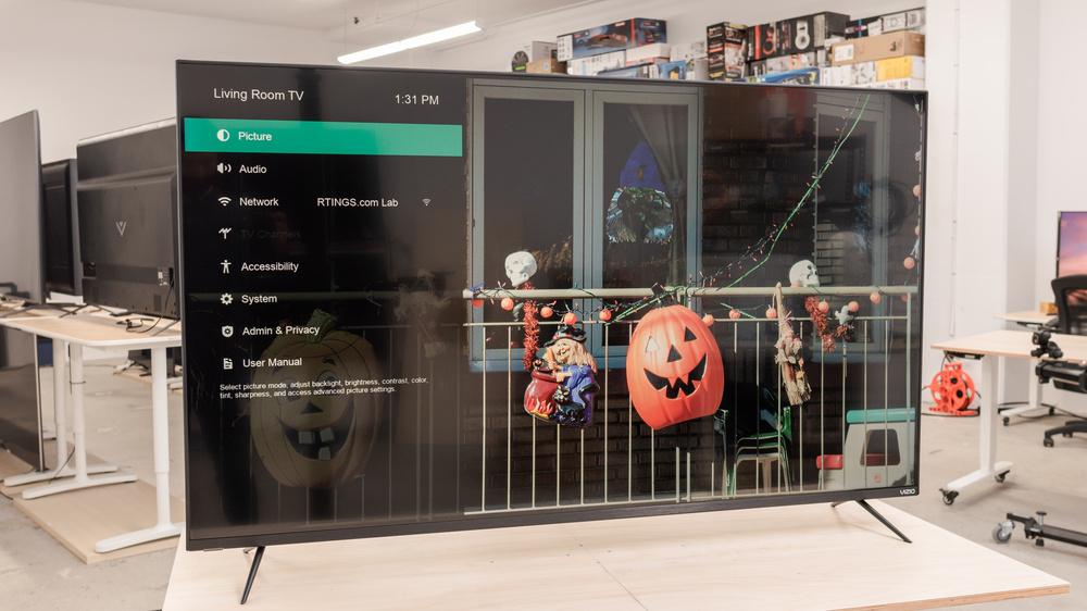 بهترین تلویزیون برای PS5 : ویزیو M7 Series Quantum 2020