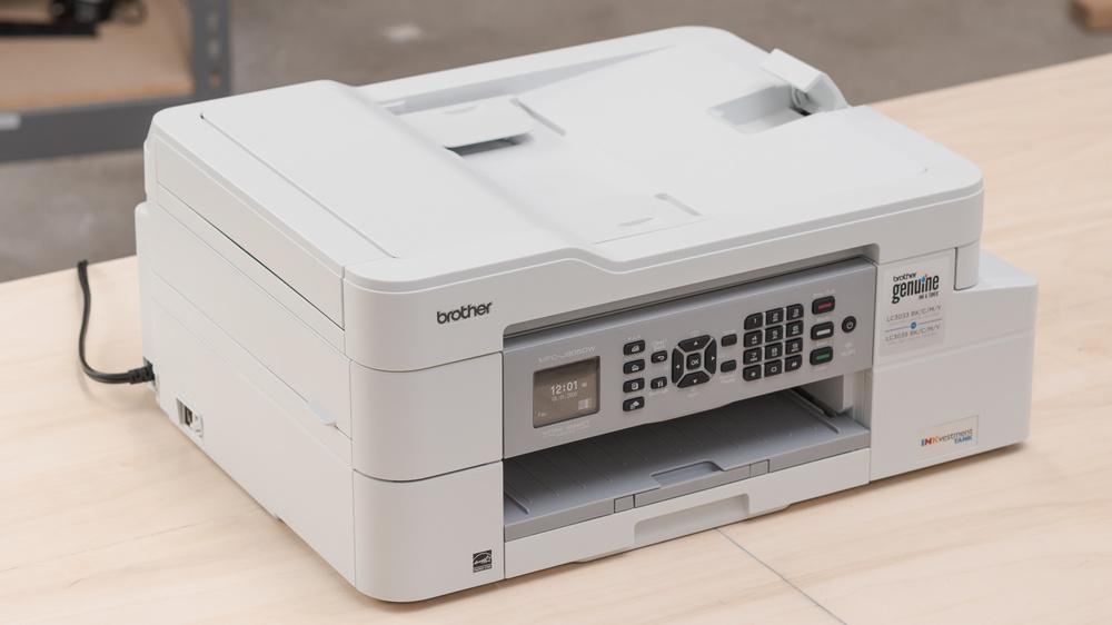 بهترین چاپگر خانگی Brother MFC-J805DW INKvestment Tank