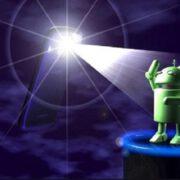 چگونه چراغ قوه گوشی های اندرویدی را روشن کنیم