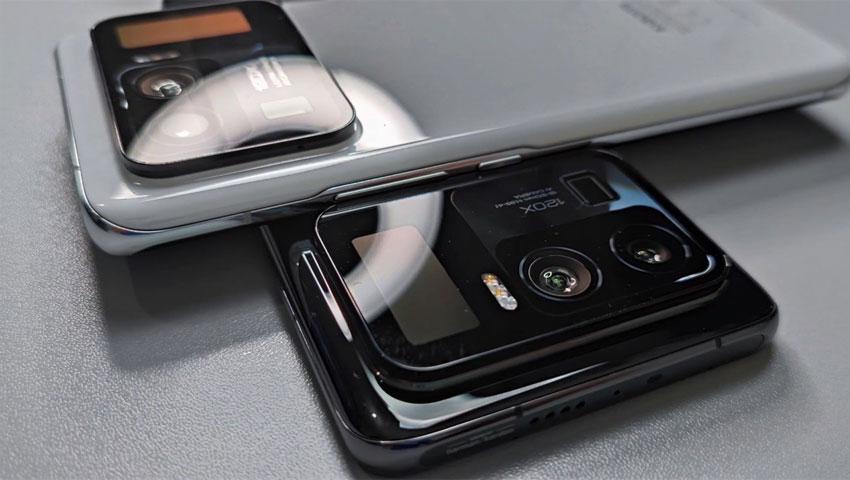 بررسی طراحی گوشی شیائومی می 11 اولترا