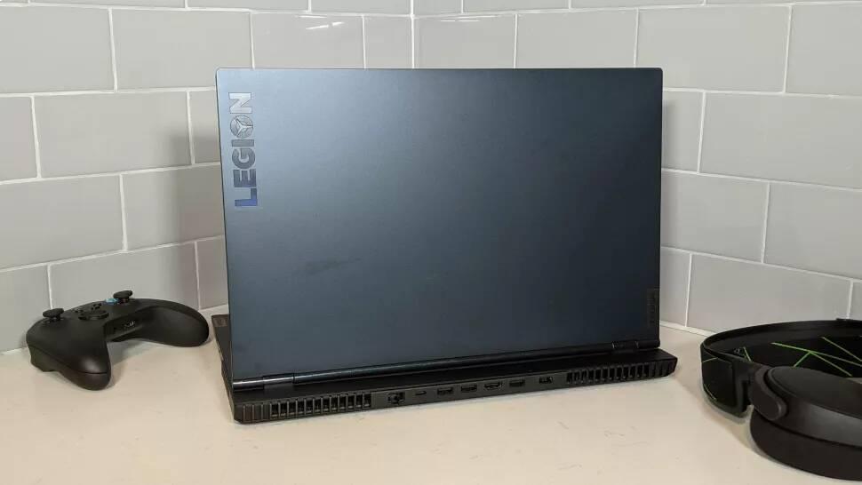 بررسی طراحی لپ تاپ لنوو Legiion 5