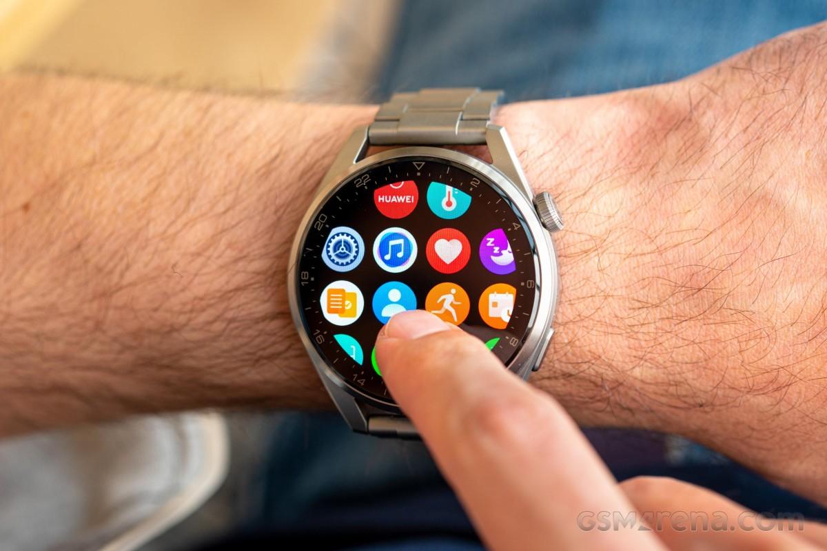 بررسی امکانات ساعت هوشمند هواوی واچ 3 پرو