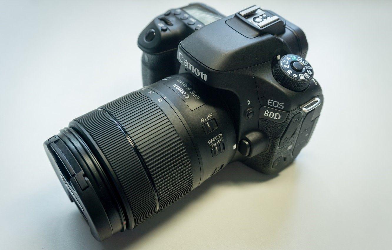 دوربین عکاسی 80D کانن