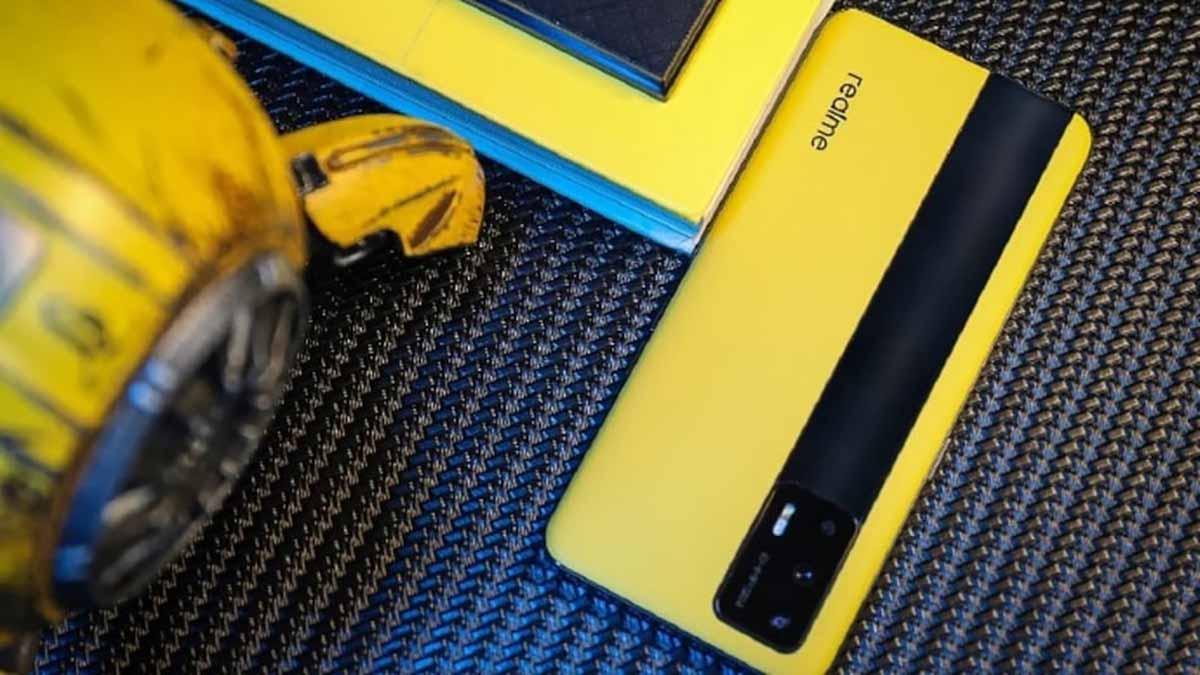 بررسی طراحی گوشی ریلمی جی تی 5 جی