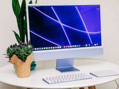 جعبه گشایی کامپیوتر اپل آی مک ام وان 24 اینچی | Apple iMac M1 + گیم پلی
