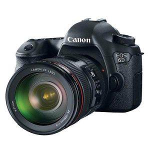 دوربین دیجیتال کانن مدل EOS 6D Kit 24-105mm marke I stm