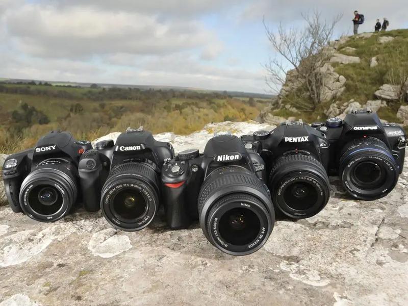 راهنمای خرید بهترین دوربین عکاسی حرفه ای