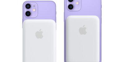 اپل IOS 14.7 را با پشتیبانی از بسته باتری مگ سیف منتشر کرد !