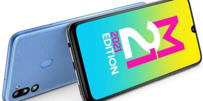 گوشی سامسونگ گلکسی M21 2021 Edition با دوربین سه گانه و باتری بزرگ اعلام شد