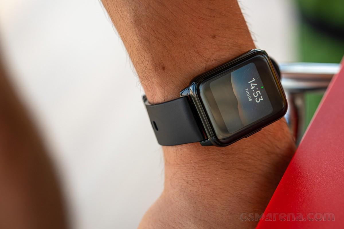 بررسی طراحی ساعت هوشمند ریلمی واچ 2