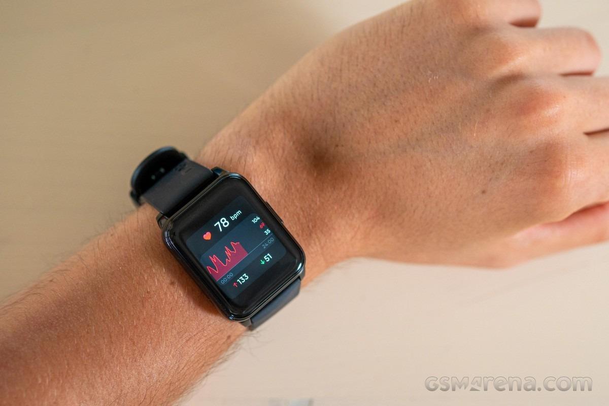 بررسی امکانات و ویژگی های ساعت هوشمند ریلمی واچ 2