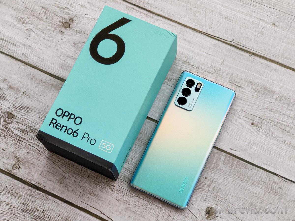 بررسی سخت افزار گوشی اوپو رنو 6 پرو 5G :